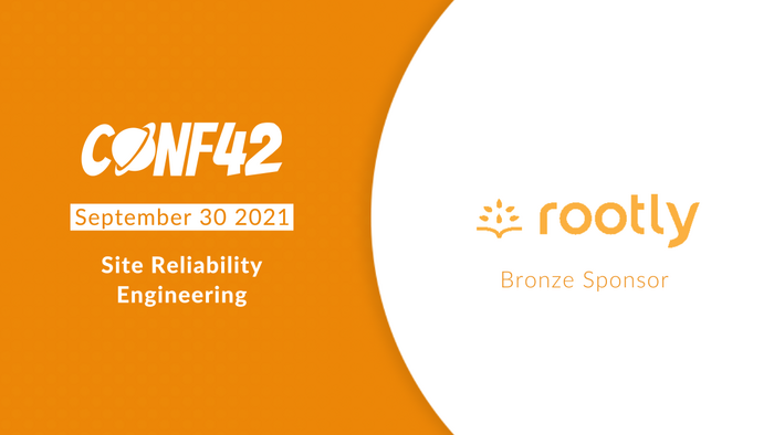 Conf42: Site Reliability Engineering 2021